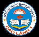Logo của trường từ năm học 2013 - 2014
