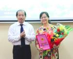 Điều động, bổ nhiệm Hiệu trưởng Trường Cao đẳng Cộng đồng Đồng Tháp