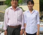 5 gương mặt thủ khoa các khối xét tuyển đại học tỉnh Đồng Tháp năm 2017