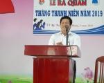 Đoàn trường THPT Cao Lãnh 1 hưởng ứng tháng thanh niên