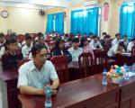 Sinh hoạt định kỳ câu lạc bộ khởi nghiệp Trường THPT Cao Lãnh 1
