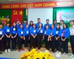 Đại hội Đại biểu Đoàn TNCS HCM Trường THPT Cao Lãnh 1 nhiệm kỳ 2020_2021